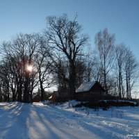 Деревня Клястицы :: Андрей Буховецкий