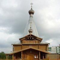 Деревянная церковь :: Вера Щукина
