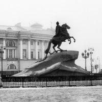 Медный всадник :: Владимир Засимов