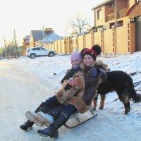 Вот моя деревня, Вот мой дом родной... :: Юрий Гайворонский