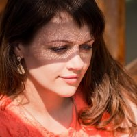 Портрет девушки :: Олеся Загорулько