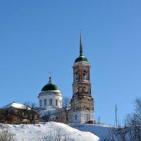 Церковь Илии Пророка, г.Касимов :: Евгения Петрунина