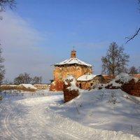 Покровский-Добрый монастырь :: Алексей Дмитриев
