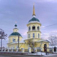 Храм Преображения Господня :: Андрей Шаронов