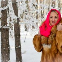 Сибирь.Зима. :: Валентин Прокудин