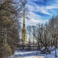 Кронверкский проток :: Valeriy Piterskiy