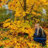 Осенний портрет :: Анатолий Клепешнёв