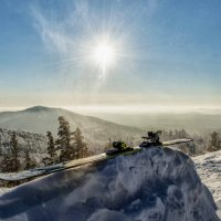 winter day :: Dmitry Ozersky