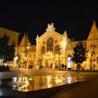 Центральный рынок.Будапешт.Венгрия :: Anton Сараев