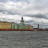 Санкт-Петербург, река Нева, Кунскамера. :: Владимир Ильич Батарин