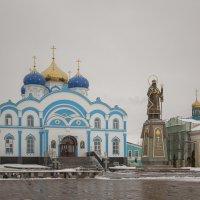 Задонский Рождество-Богородицкий монастырь :: Марина Назарова