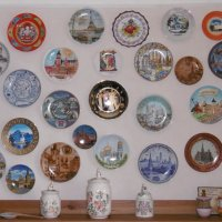 Декоративные тарелки :: татьяна