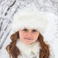 Снегурочка. :: Александр Лейкум