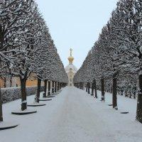 Зима :: Сергей Григорьев