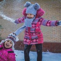 Зима :: Наталья и Юрий Родионовы