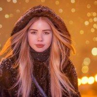Зимний портрет :: Женя Рыжов