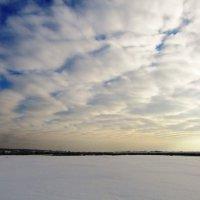 Белое небо зимы :: Андрей Снегерёв