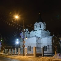 Церковь Александра Невского (Звенигород) :: Юрий Бичеров