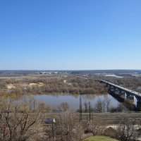 Мост через Клязьму :: Лето Теплое