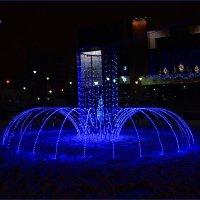 Зимний фонтан. :: Anatol Livtsov