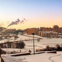 Городские зарисовки :: Андрей Гриничев