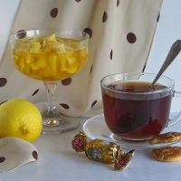 Чай с мёдом и лимоном :: Татьяна Смоляниченко