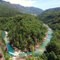 Каньон реки Морача :: Kristina Girovka