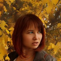 Осенняя загадочность :: Татьяна Жилкина