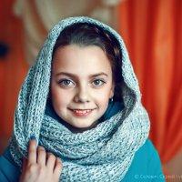 Девочка :: Сергей Селевич