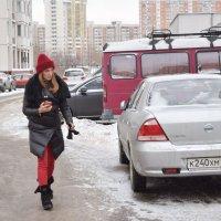 Слежка. :: Татьяна Помогалова
