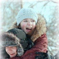 Счастливые дети счастливых родителей. :: Ольга Бархатова