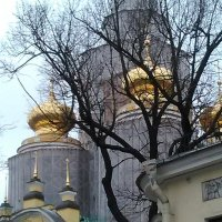 Реставрация Владимирского собора. (Санкт-Петербург). :: Светлана Калмыкова