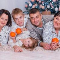 Дружная семья! :: Ольга Егорова