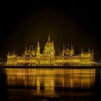 Венгерский парламент :: Александр Бойко