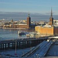 Стокгольм сверху :: Елена