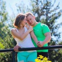 Константин и Евгения :: Марина Киреева