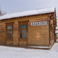Музей железнодорожной техники :: Павел Кореньков