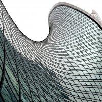 Сити, башня Эволюция :: Михаил Бибичков