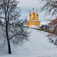 Рязань.Церковь Спас-на-Яру.1626 г. :: Лесо-Вед (Баранов)