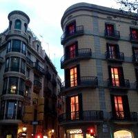 Вечерняя Барселона :: Елена
