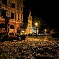 Церковь Святого Матияша :: Александр Бойко