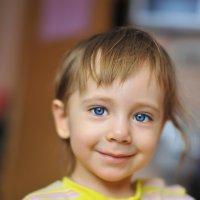 Счастливый миг детства :: Александр Шарапов