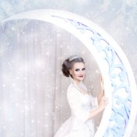 The snow Queen :: Elena Kovach