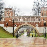 Дивный мостик в Царицыно :: Светлана Ларионова