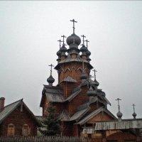 Скит Святогорской Лавры :: Татьяна Пальчикова