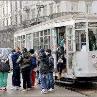 Трамвайчик :: Galina Belugina