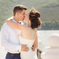 Летняя свадьба :: Дарья Капитанова