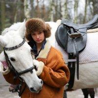 Любимая лошадка :: М. Дерксен Derksen