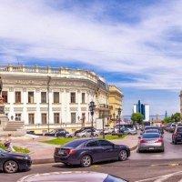 Екатерининская площадь, Одесса. :: Вахтанг Хантадзе