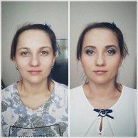 Вечерний макияж :: Софья Лобур